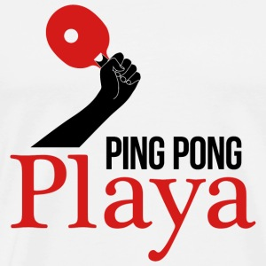 Table tennis - Ping Pong Playa - Men's Premium T-Shirt