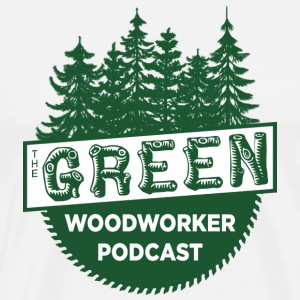 The Green Woodworker Podcast - Men's Premium T-Shirt