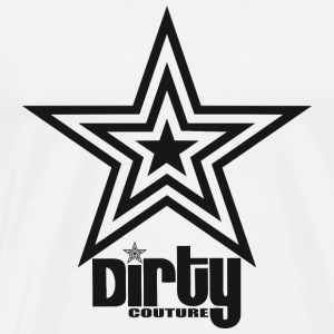 Dirty Couture Star - Men's Premium T-Shirt
