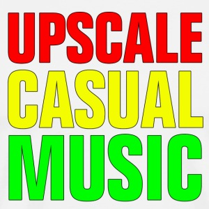 Upscale Casual Music Rasta T - Men's Premium T-Shirt