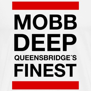 Mobb Deep Queensbridge´s Finest - Men's Premium T-Shirt