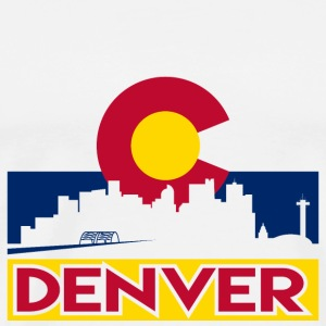 Denver, Colorado - Men's Premium T-Shirt
