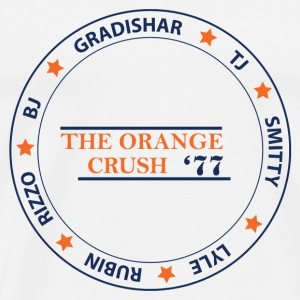 THE ORANGE CRUSH - Men's Premium T-Shirt