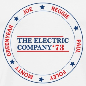 THE ELECTRIC COMPANY - Men's Premium T-Shirt