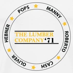 THE LUMBER COMPANY - Men's Premium T-Shirt
