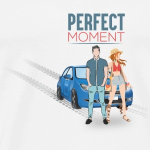 GIFT - PERFECT MOMENT - Men's Premium T-Shirt