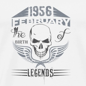 GIFT - LEGENDS FEBRUARY - Men's Premium T-Shirt