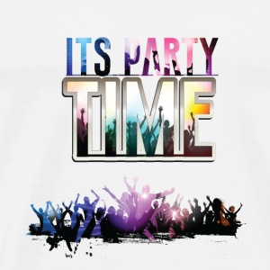 GIFT - ITS PARTY TIME - Men's Premium T-Shirt