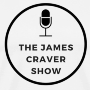 The James Craver Show Logo - Men's Premium T-Shirt