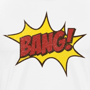 Bang Pow Boom Pop - Men's Premium T-Shirt