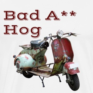 Bad A** Hog - Men's Premium T-Shirt