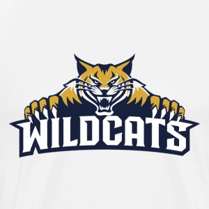 WILDCATS - Men's Premium T-Shirt