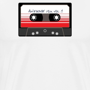 Awesome Mix Vol 1 - Men's Premium T-Shirt