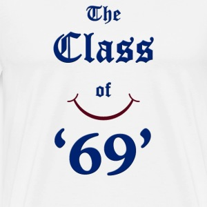 The Class of 69 - blue