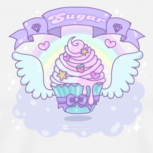 Tumblr Cupcake Shirt - Men's Premium T-Shirt