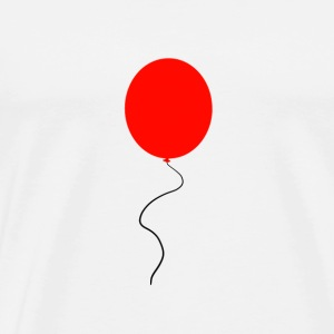 Red Balloon - Men's Premium T-Shirt