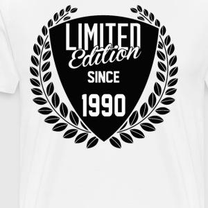 Limited Edition Since 1990 - Men's Premium T-Shirt