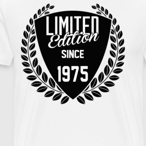 Limited Edition Since 1975 - Men's Premium T-Shirt