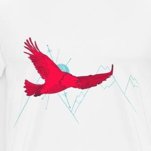 Vector Eagle - Men's Premium T-Shirt