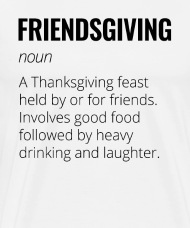 Friendsgiving definition