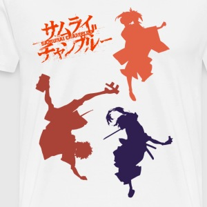 Samurai Champloo - Men's Premium T-Shirt