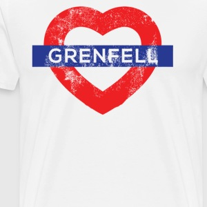 Grenfell tower - Men's Premium T-Shirt