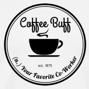 Coffee Buff - Men's Premium T-Shirt