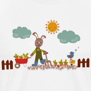 Harvest time - Men's Premium T-Shirt
