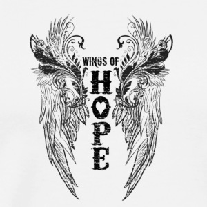 WINGS OF HOPE - Men's Premium T-Shirt