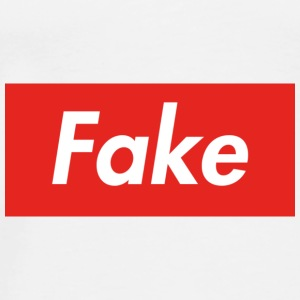 Fake (Supreme Styled) - Men's Premium T-Shirt