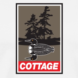 Cottage - Men's Premium T-Shirt