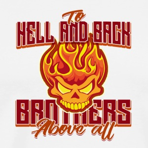 To Hell and back - Men's Premium T-Shirt