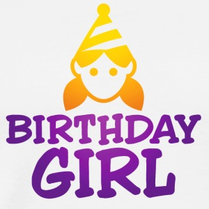 Birthday Girl - Men's Premium T-Shirt