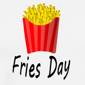 Fries Day - Men's Premium T-Shirt