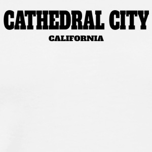 CALIFORNIA CATHEDRAL CITY US EDITION - Men's Premium T-Shirt