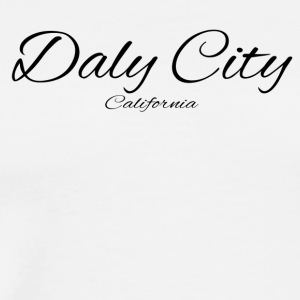 California Daly City US DESIGN EDITION - Men's Premium T-Shirt