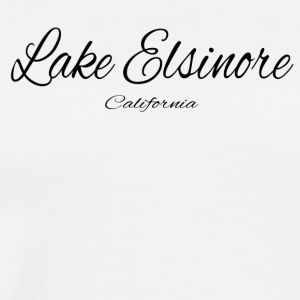 California Lake Elsinore US DESIGN EDITION - Men's Premium T-Shirt