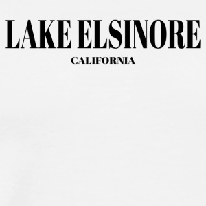 CALIFORNIA LAKE ELSINORE US DESIGNER EDITION - Men's Premium T-Shirt