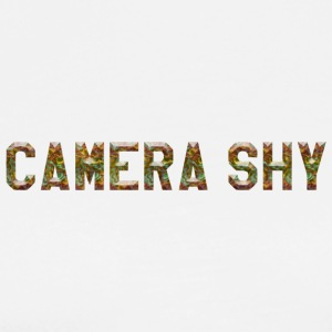 Camera shy - Men's Premium T-Shirt