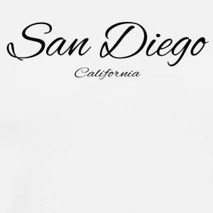 California San Diego US DESIGN EDITION - Men's Premium T-Shirt