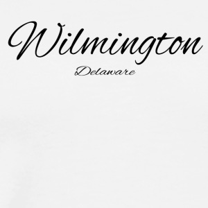 Delaware Wilmington US DESIGN EDITION - Men's Premium T-Shirt