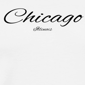 Illinois Chicago US DESIGN EDITION - Men's Premium T-Shirt