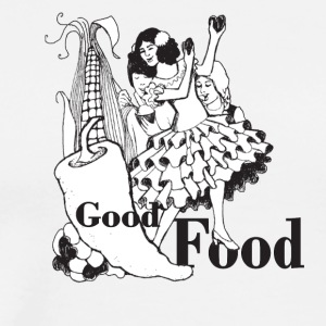 good food - Men's Premium T-Shirt