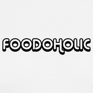 foodoholic - Men's Premium T-Shirt