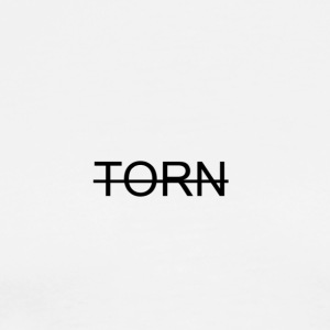 Torn Official Logo - Men's Premium T-Shirt