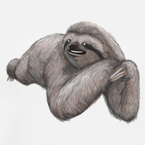 Cheeky Sloth - Men's Premium T-Shirt