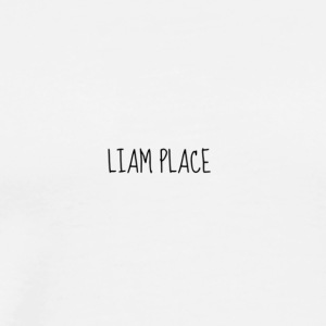 Liam Place T- Shirt - Men's Premium T-Shirt