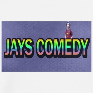 jayscomedy - Men's Premium T-Shirt