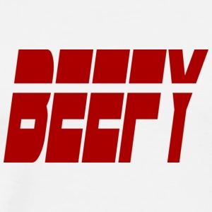 beefy - Men's Premium T-Shirt