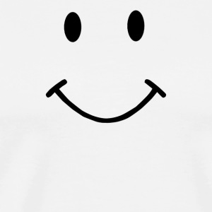 SMILEY FACE - Men's Premium T-Shirt